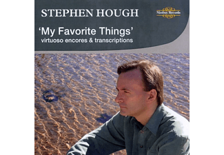 Stephen Hough - My Favorite Things - (CD)