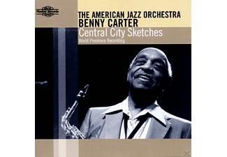 Benny Carter, Benny/american Jazz Orchestra Carter - Carter Central City Sketches - (CD)