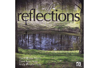 ELF TRIO (LEE, DAVE: HORN, EALES, G - Reflections - (CD)