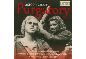 Peter Bodenham, Glenville Hargreaves, Orchestra Of The Royal N - Gordon Crosse: Purgatory - (CD)