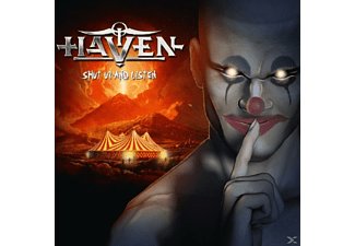 Haven - Shut Up And Listen - (CD)