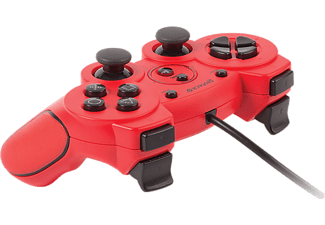 GIOTECK VX-2 Wired Controller PS3 Rood