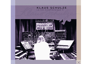 Klaus Schulze - La Vie Electronique Vol.5 - (CD)