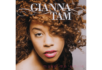Gianna Tam - Make me smile - (CD)