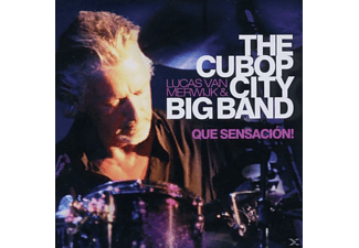Cubop City Big B - Que Sensacion - (CD)