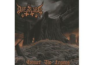 Hard - Conjure The Legions - (CD)