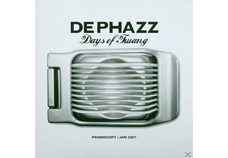 De Phazz - Days Of Twang - (CD)