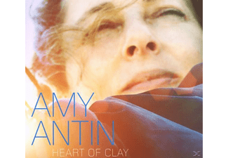 Amy Antin - Heart Of Clay - (CD)