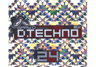 VARIOUS - D.Techno 46/Gary D. - (CD)