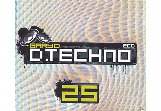 D'gary - D.Techno 25/Gary D. - (CD)