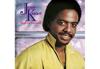 Jerry Knight - Love s On Our Side - (CD)