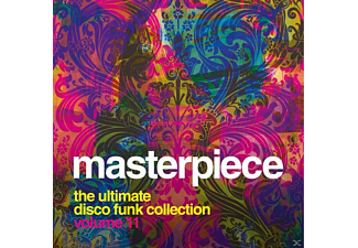 VARIOUS - Masterpiece The Ultimate Disco Collection Vol.11 - (CD)