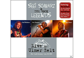 Schwarz,Siggi/Rock Legends,The - Live at Ulmer Zelt - (CD)