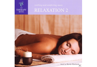 Kevin Hartnett - Relaxation 2 - (CD)