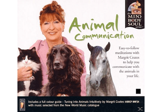 Margrit Coates - Animal Communication - (CD)