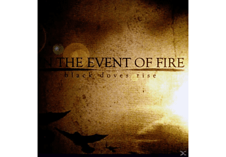 In The Event Of Fire - Black doves rise - (CD)