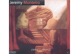 Jeremy Monteiro - Homecoming - (CD)