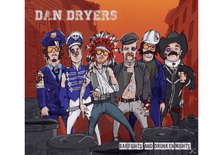 Dan Dryers - Bar Fights & Drunken Nights - (CD)