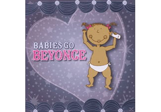 Sweet Little Band - Babies Go Beyoncé - (CD)