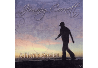 Jimmy Cornett - California Session Ep [CD]