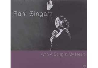 Rani Singam - With A Song In My Heart - (CD)