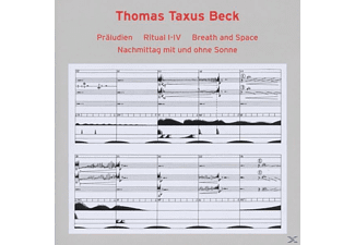 Thomas Taxus Beck - Präludien - (CD)