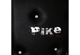 Pike - First Try - (CD)