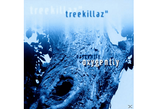 "Treekillaz"" - Oxygently - (CD)"