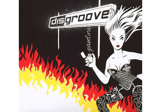 Disgroove - Gasoline - (CD)