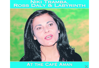 Tramba Niki, Ross Daly, Labyrinth - At The Café Aman - (CD)