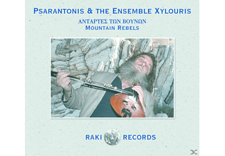 The Psarantonis/ Ensemble  Xylouris - Mountain Rebels - (CD)