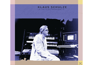 Klaus Schulze - La Vie Electronique Vol.11 [CD]