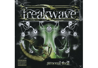 Freakwave - Personal Thrill - (CD)