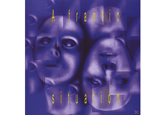 Various Bhangra Artists - A Frantic Situation - (CD)
