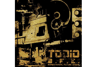 Todio - B.F.E.Biomechanical Future Engine - (CD)