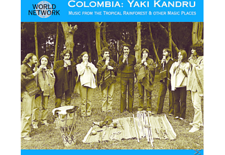 Yaki Kandru - Colombia - (CD)