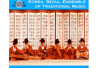 The Seoul Ensemble - Korea - (CD)