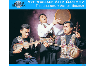 VARIOUS, Alim & Ensemble Qasimov - Azerbaijan - (CD)