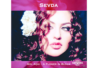 Sevda - A Flower in Bloom - (CD)