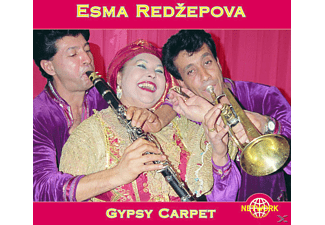 Esma Redzepova - Gypsy Carpet - (CD)