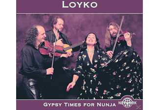 Loyko - Gypsy Times for Nunja - (CD)
