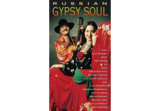 VARIOUS - Russian Gypsy Soul - (CD)