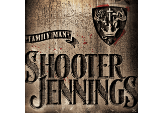 Shooter Jennings - Family Man - (CD)