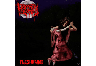 Crimson Death - Flesh dance - (CD)