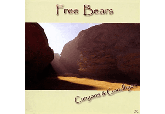 Free Bears - Canyons & Goodbyes - (CD)
