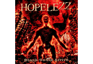 Hopelezz - Black souls arrive - (CD)