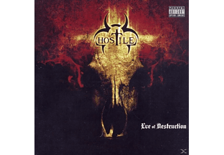 Hostile - Eve of Destruction - (CD)