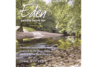 John Buckley - Eden - Paradise Before Me - (CD)