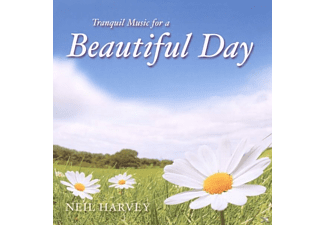 Neil Harvey - Tranquil music for a beautiful day - (CD)