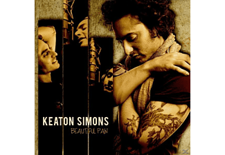 Keaton Simons - Beautiful Pain - (CD)